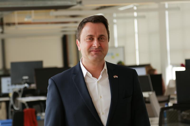 Javier Bettel.
