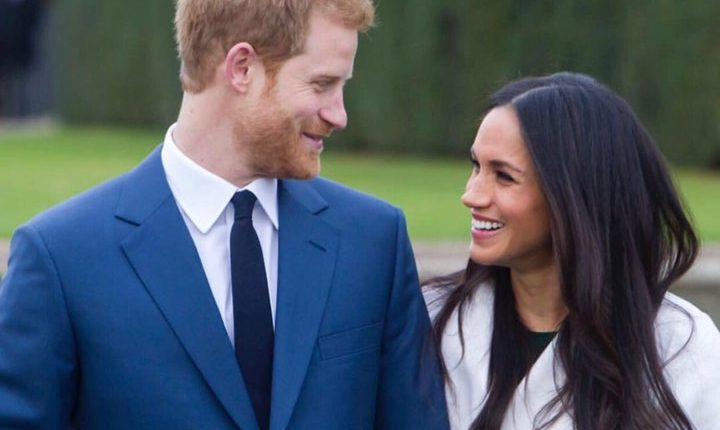 Prince Harry and Ms. Meghan Markle / Instagram: kensingtonroyal