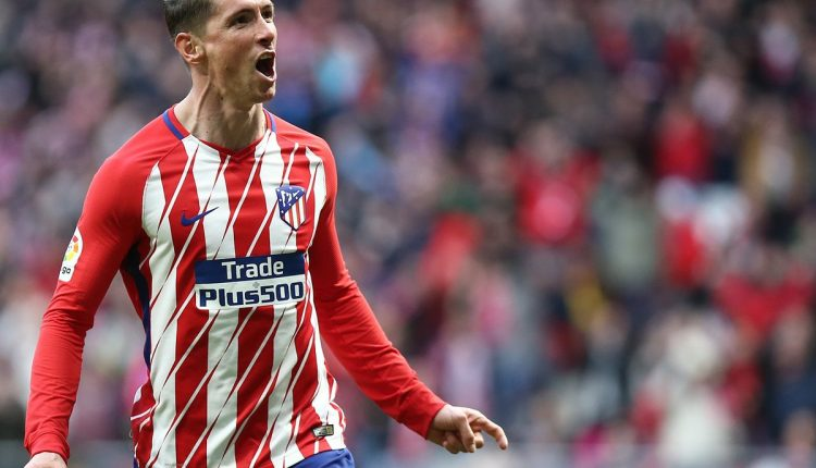 Fernando Torres/ Atlético de MAdrid/ foto twitter