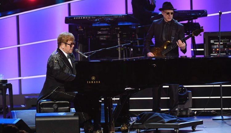 Elton John película boliche biografía Rocketman