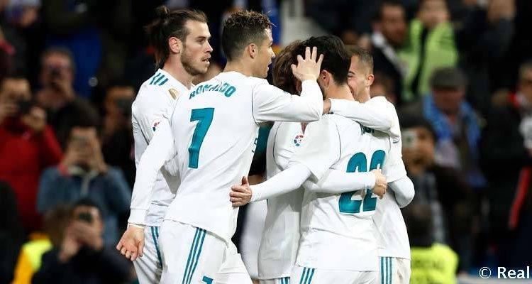 Real Madrid/ foto: twitter @realmadrid