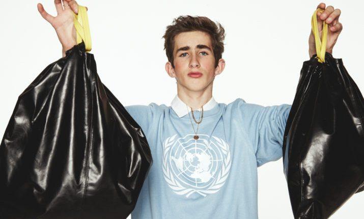 bolsa de basura/ bolso biis