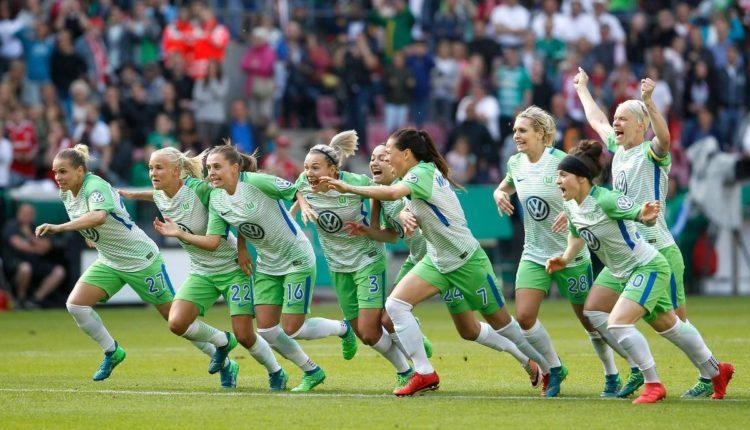 Wolfsburgo vs Olympique de Lyon final women's champions league