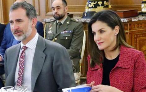 Reyes de España no irán a la boda del príncipe Harry/ Fuente: Instagram @spanish.royals