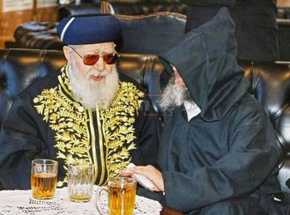 Imagen ilustrativa / Líder religioso homofóbico / Fuente: Instagram @judaism_page