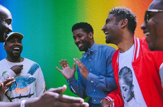 Virgil Abloh pasarela LGBTTTI / fuente: Instagram @virgilabloh
