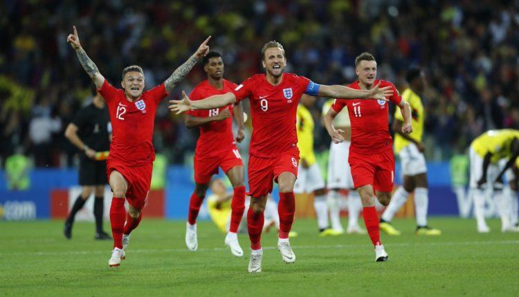 selección de Inglaterra @England