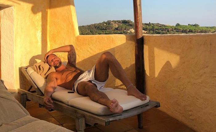 Ricky Martin / Fuente: Instagram @ricky_martin