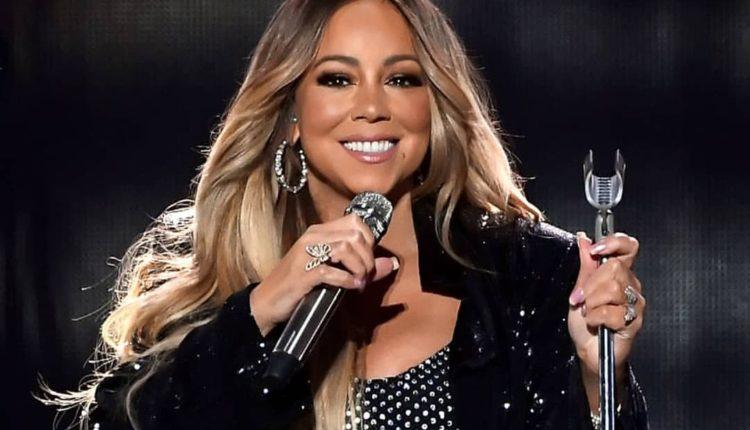 Mariah Carey/ Fuente: Instagram @mariahcarey