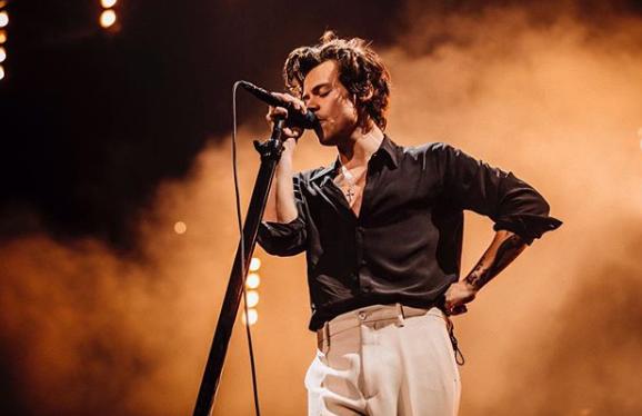 Harry Styles/ Fuente: Instagram @harrystyles