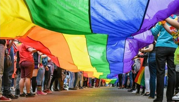orgullo, 17 de mayo: día contra la homofobia, transfobia y bifobia. Marcha en Guadalajara, Tania, mujer transgénero con documentos