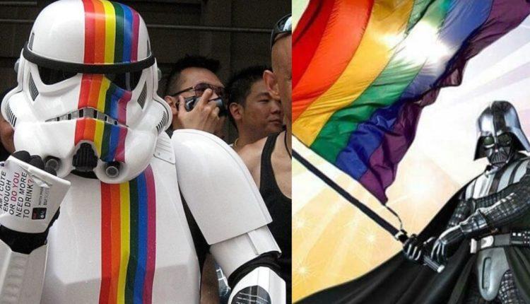 star wars gay