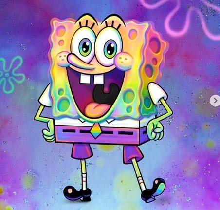 Bob Esponja Nickelodeon